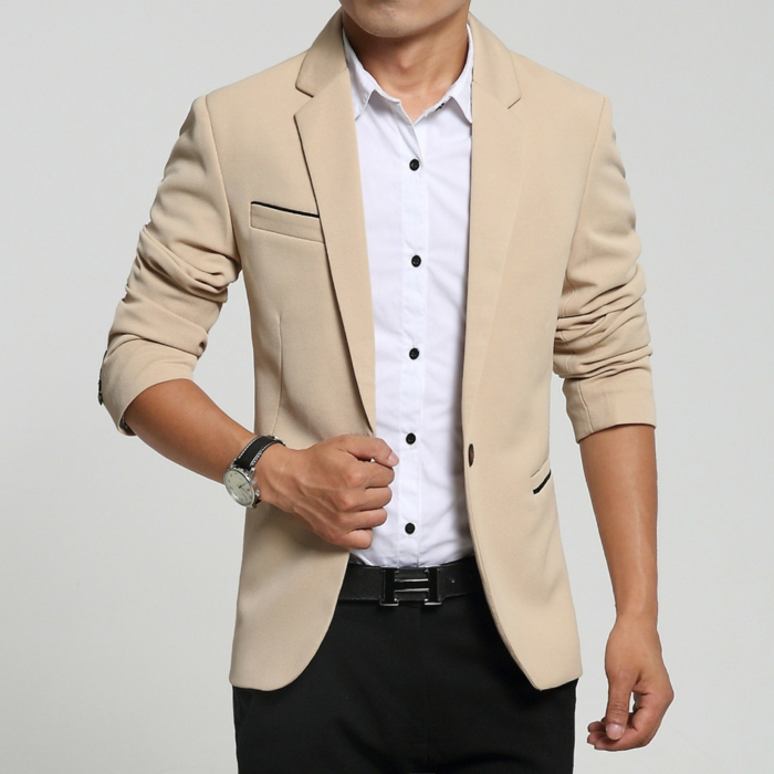 Business Casual Men's Style - 60 charming outfits and list of tips