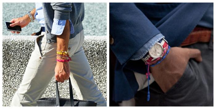 accessoires für männer casual stil schmuck für männer hemd und cardigan armband armbanduhr