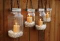 Verblüffende Ideen, wie Sie Weckgläser dekorieren