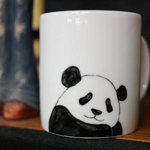 DIY Tasse für Geschenk