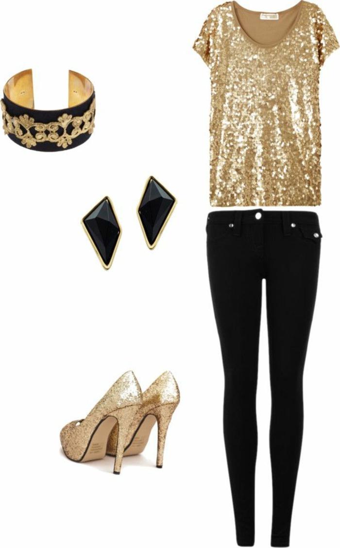 dresscode casual und bequem komfortables schickes outfit für junge businessdamen akzent golden