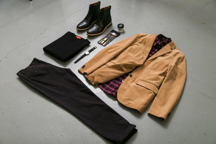 dresscode casual chic ideen für männer eleganter mann weiß wie sich faszinierend anzuziehen