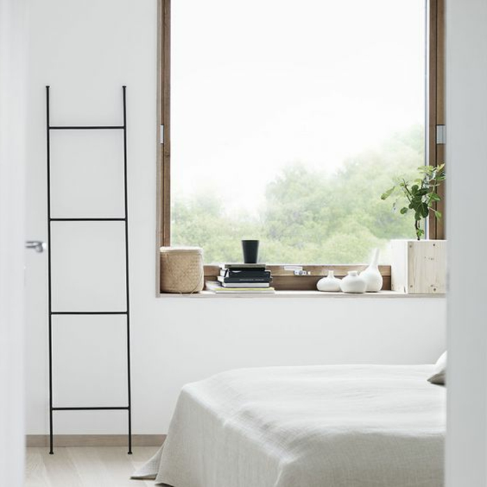 1001 tolle ideen f r fensterbank aus holz in ihrem zuhause. Black Bedroom Furniture Sets. Home Design Ideas