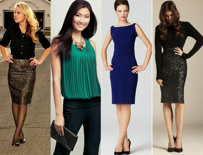 dresscode casual chic vier ideen abendbekleidung für frauen festliche garderobe firmenparty