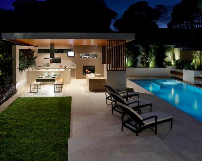 1001 ideen f r outdoor k che einrichtung und gestaltung. Black Bedroom Furniture Sets. Home Design Ideas