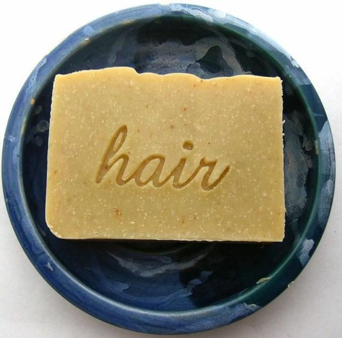 Shampoo Bar selber machen: Haarseife herstellen