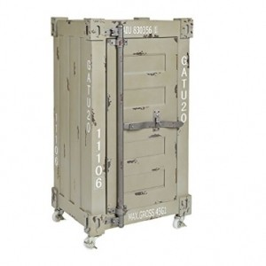 Kommode Schrank Roll Container Shabby Industrie Design
