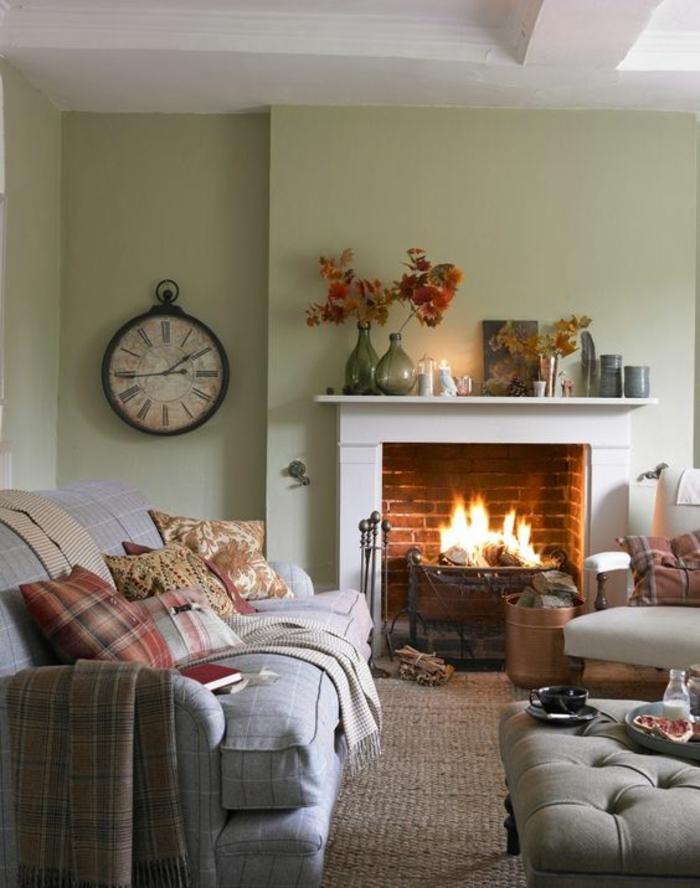 1001 ideen zum thema offener kamin gemauerter kamin. Black Bedroom Furniture Sets. Home Design Ideas