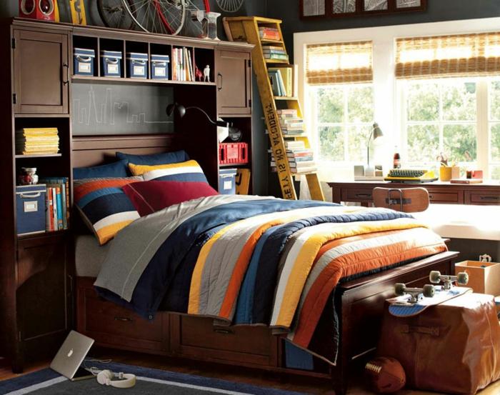 Teenager Zimmer Fur Jungen Dekoration Und Einrichtungsideen