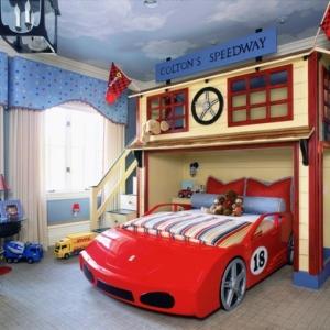 Kinderzimmer Junge - 115 Ideen wie man Traumambiente gestaltet