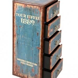 Kommode Regal Schrank Vintage Antik Buch Design Standregal