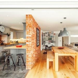Offene Küche trennen - hier finden Sie die besten Ideen dazu