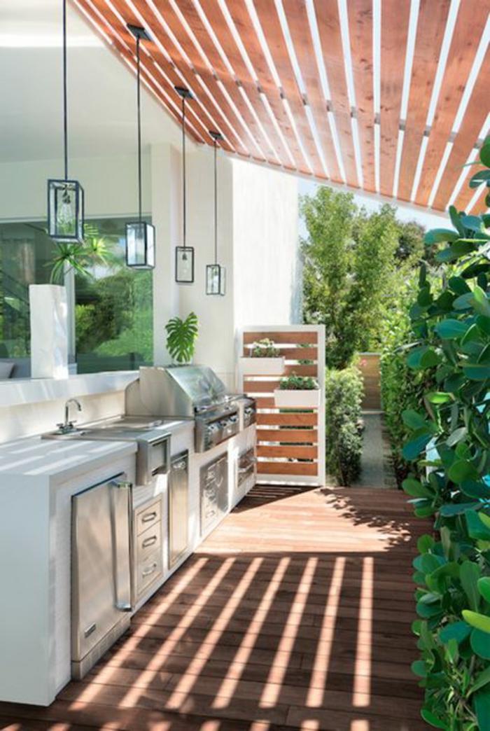 1001 Ideen Für Outdoor Küche Einrichtung Und Gestaltung