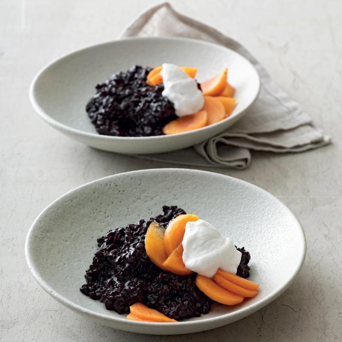 schwarzer reis rezept kreative speisen selber ausdenken seien sie vorsichtig mit den mengen von reis