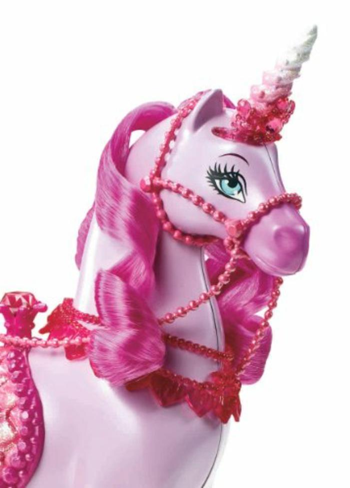schönes-einhorn-pink