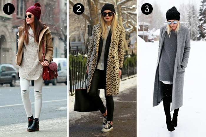 smart casual frauen trendy ideen anziehung in diesem jahr winter outfits 2017 hut mantel