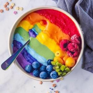Smoothie Rezepte mit Obst und Gemüse - 65 Ideen
