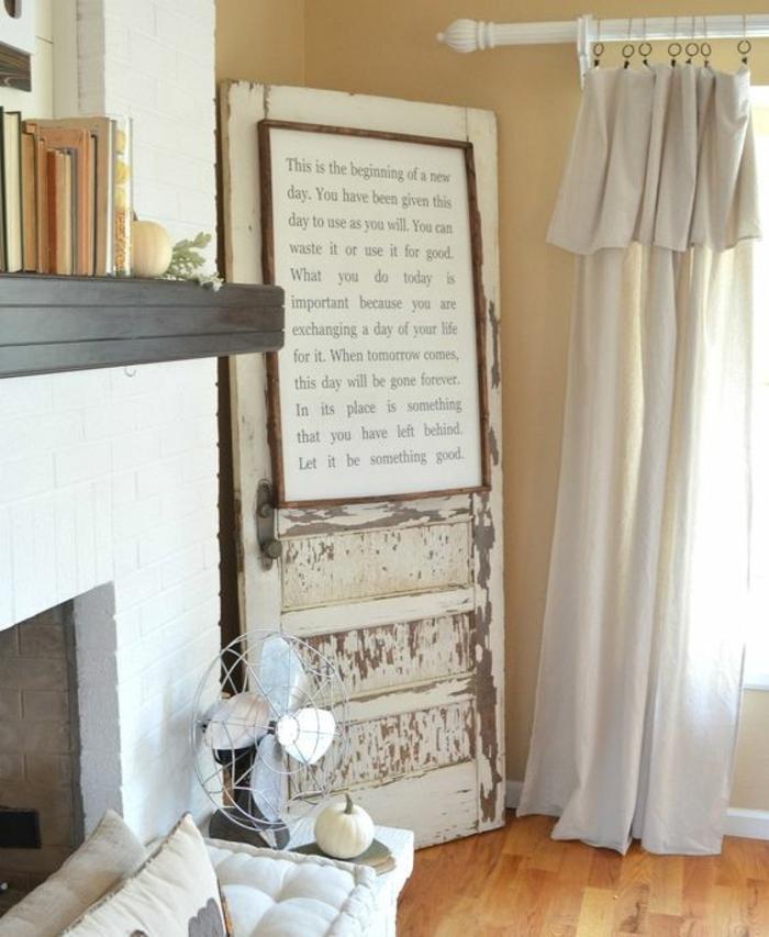 ▷ 1001+ Ideen für alte Türen dekorieren - Deko zum Erstaunen