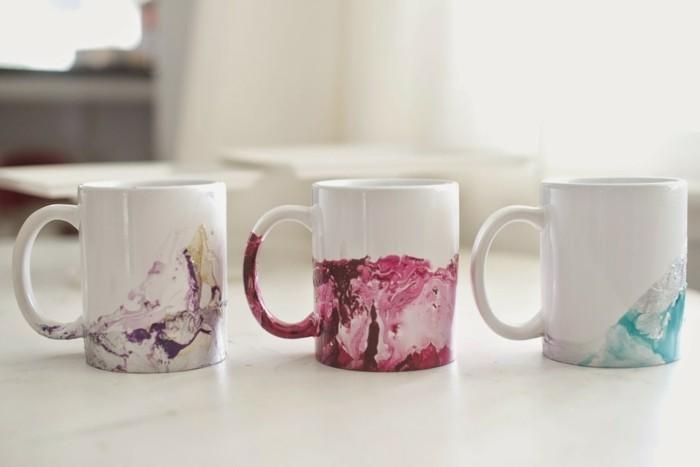 tassen-anmalen-drei-verschiedene-design-mit-farben-geschafft