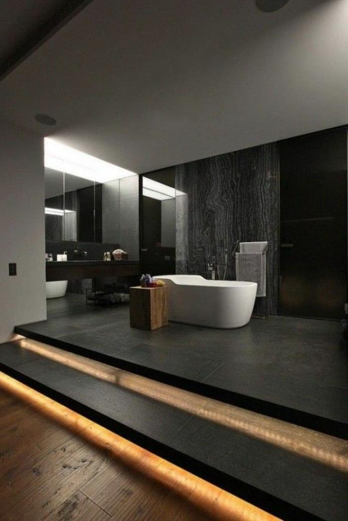 1001 ideen f r ein stilvolles und modernes traumbad. Black Bedroom Furniture Sets. Home Design Ideas