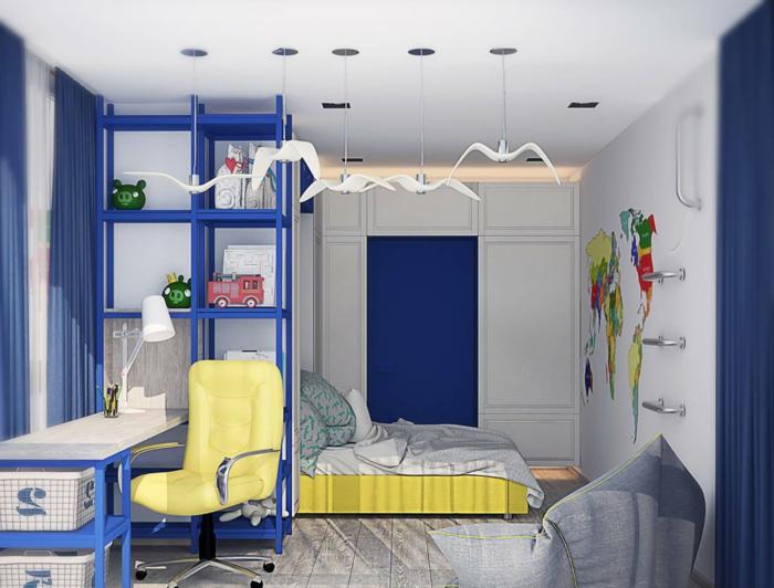 ▷ 1001+ Ideen für Kinderzimmer Junge - Einrichtungsideen | {Jungenzimmer ideen 83}