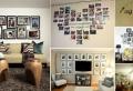 40 Fotowand Ideen – aufregende Erlebnisse zur Schau stellen