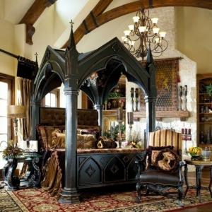 50 schaurig schöne Gothic-Möbel