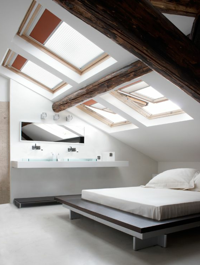 dachfenster rollo einbauen perfect husliche jalousie velux ersatzteile with dachfenster rollo. Black Bedroom Furniture Sets. Home Design Ideas