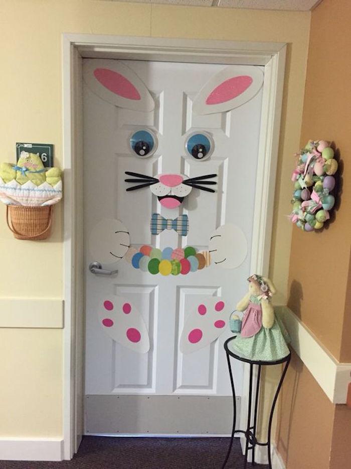 Deko Idee für Kinderzimmer, Osterhase, Zimmer dekorieren