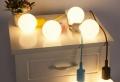 Textilkabel Lampe – Lichtideen für ein heimeliges Zuhause
