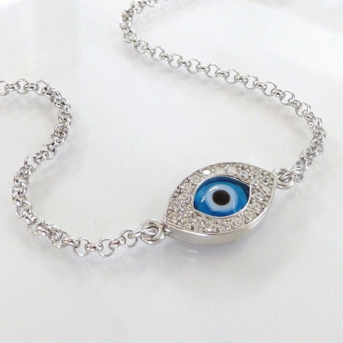 bedeutung augenfarbe türkische blaue auge schutzengel armband idee oder kette schmuck