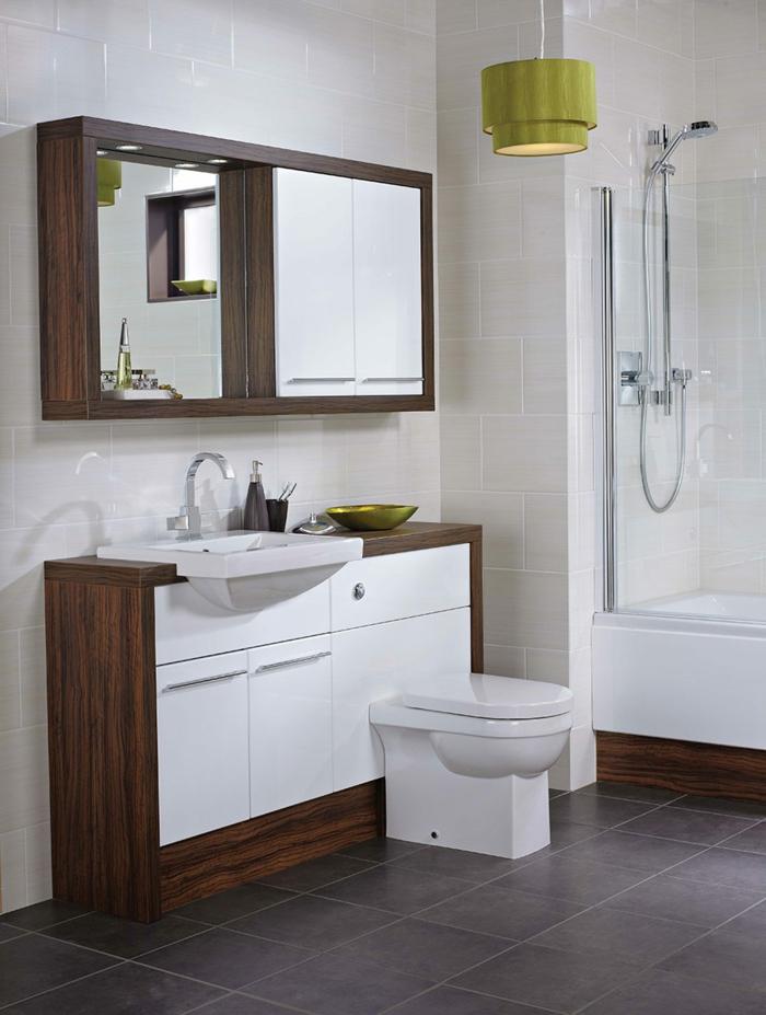 badezimmer braun wei, badmöbel set online bestellen - trendy ideen rund ums bad - archzine, Design ideen