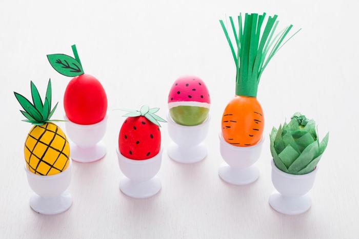 Ostereier Gestalten 1001 ideen für lustige ostereier zum nachmachen