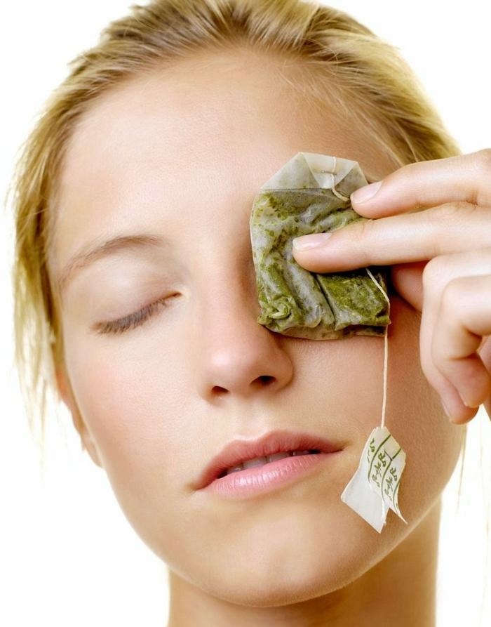 grün braune augen bedeutung augenpflege ideen für frauen blonde frauen helle hautfarbe