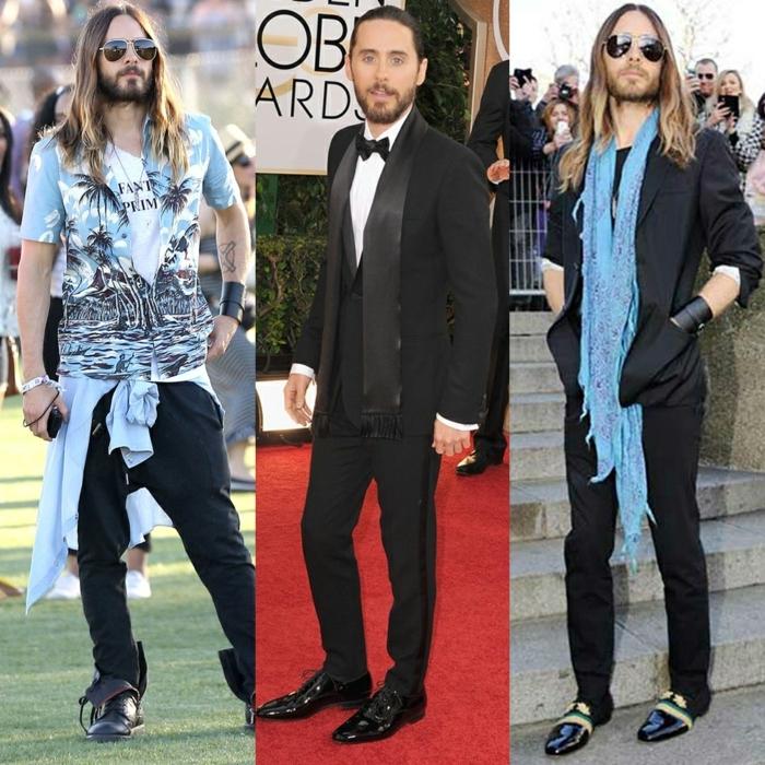 coachella mode unterscheidet sich von der mode auf dem roten teppich stil ideen smoking fliege hippie