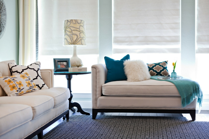 Images Of White And Ivory Rooms