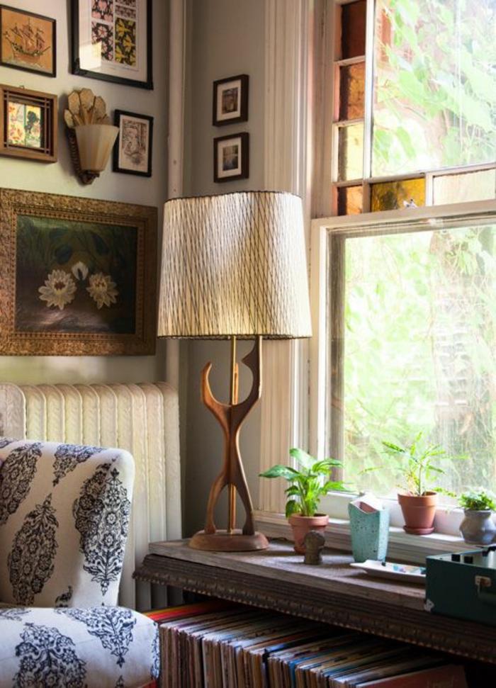 Fensterbank lampen und dekoren dekotipps gemütliches zuhause