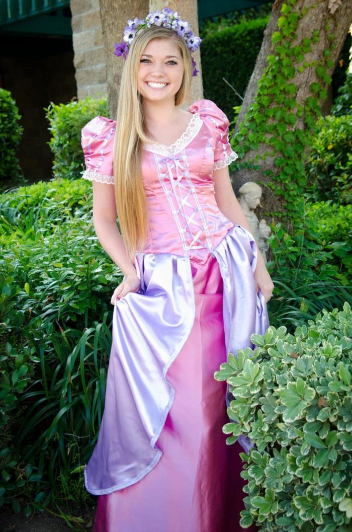eine Prinzessin Kostüm ist originelles Kostüm zum selber machen