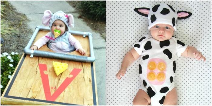 Verkleiden Sie gern Ihre Babys - hier sind einige kreative Ideen