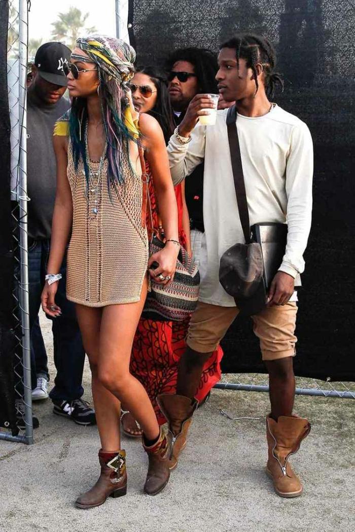 Hippie festival kleidung