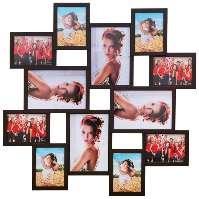 Bilder in horizontaler und vertikaler Position