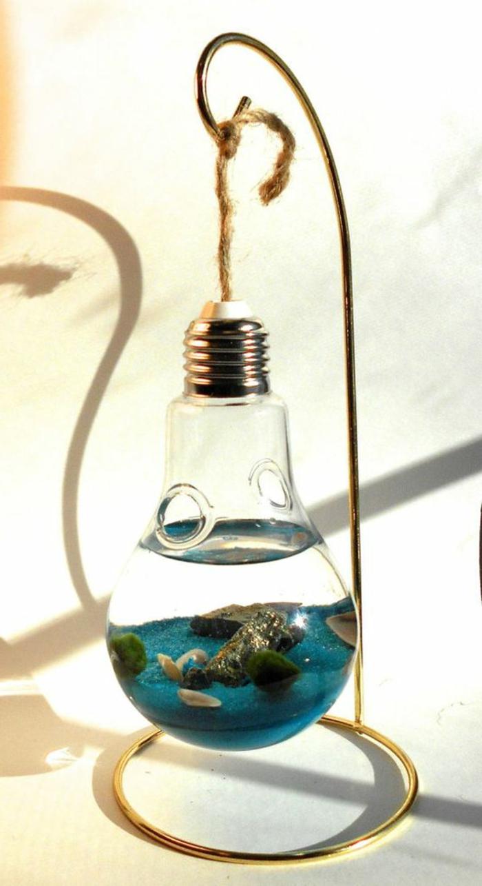 ▷ 1001+ Ideen und Inspirationen zum Thema Basteln mit Glühbirnen