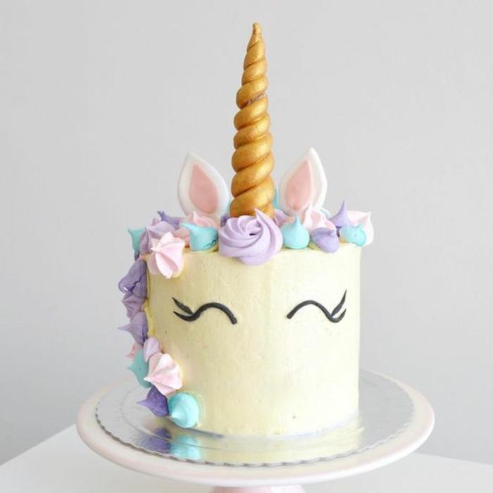 1001 Ideen Fur Einzigartige Einhorn Kuchen Und Torten