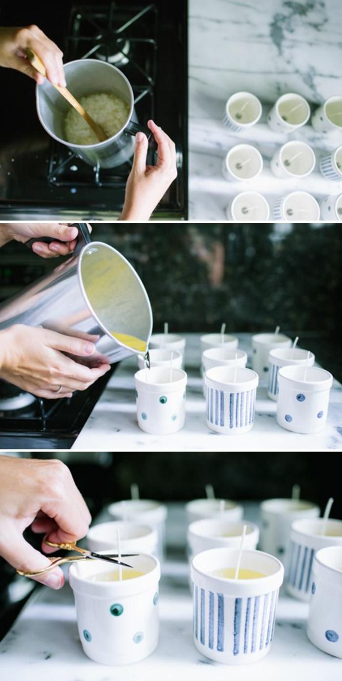 Tassen Kerzen Selber Machen : Ideen zum thema kerzen selber machen