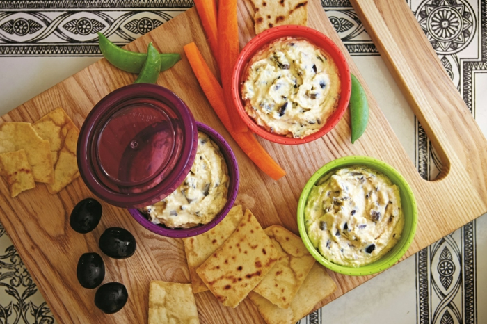 kichererbsen kochen drei verschiedene gestaltungen mit möhren oder oliven kombinieren