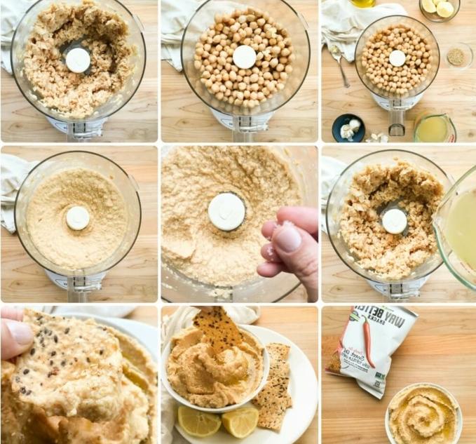 kichererbsen kochen und genießen neun kleine bilder zur orientierung beim kochen von hummus