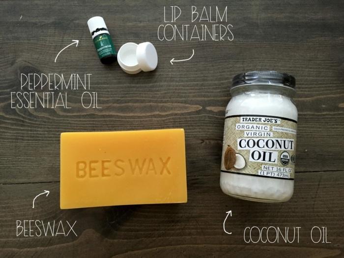kokosöl kosmetik selber machen, kokosöl, ätherisches öl, bienenwuchs