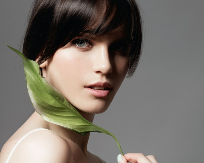 make up tipps je weniger schminke deste besser natürlicher look gefällt den anderen besser