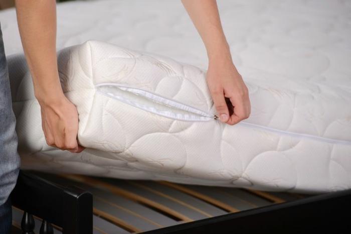 Gut bekannt Gesunder Rücken mit einer hochwertigen Matratze - Archzine.net DN35