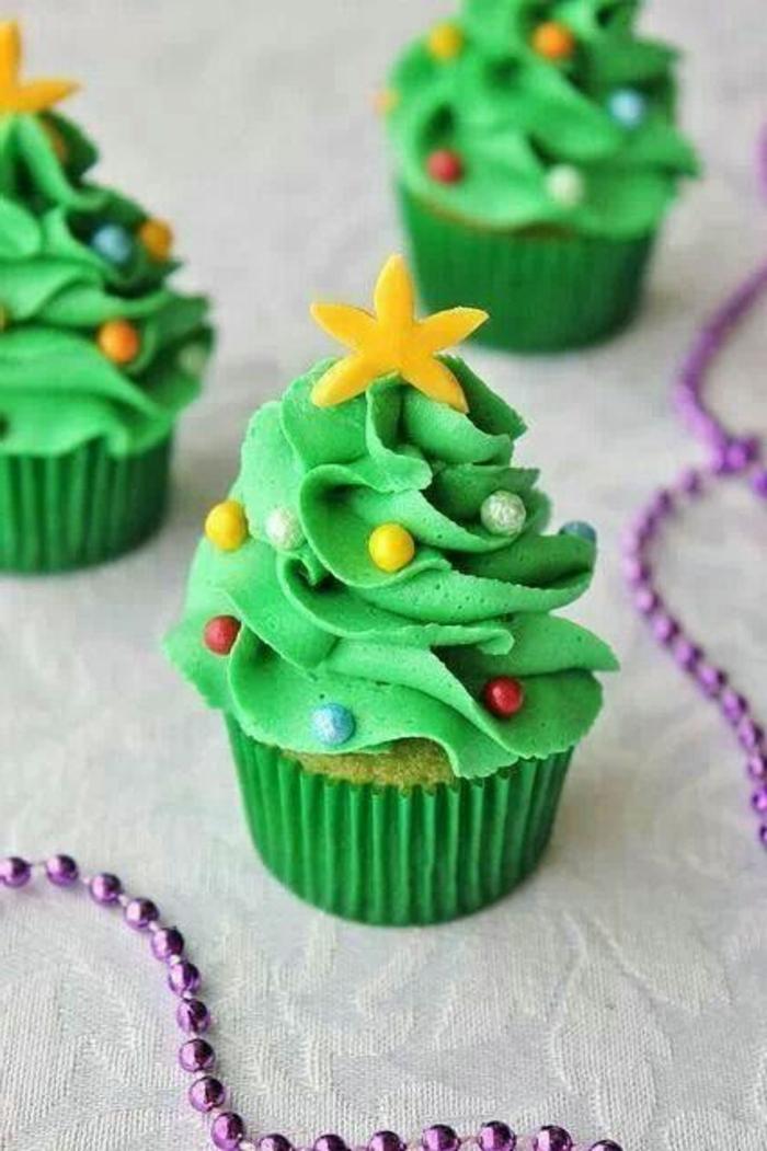 Muffin Tannenbaum.1001 Ideen Und Anleitungen Wie Sie Cupcakes Dekorieren